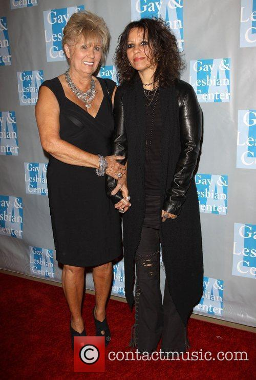 Linda Perry and Her Mother 3