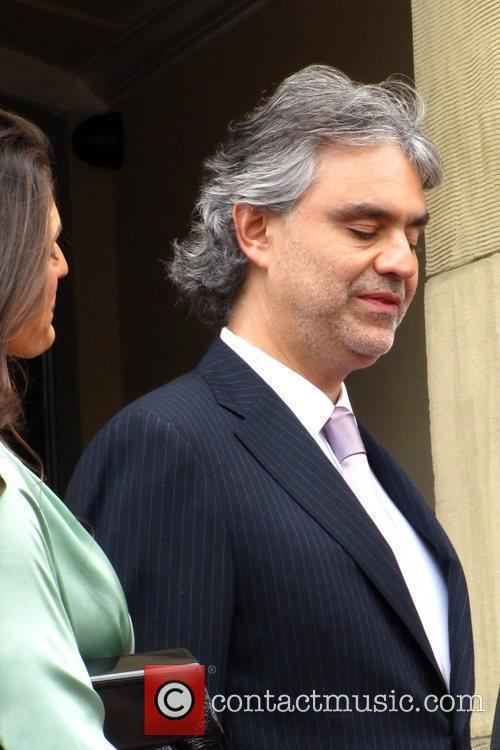 Veronica Berti and Andrea Bocelli 3