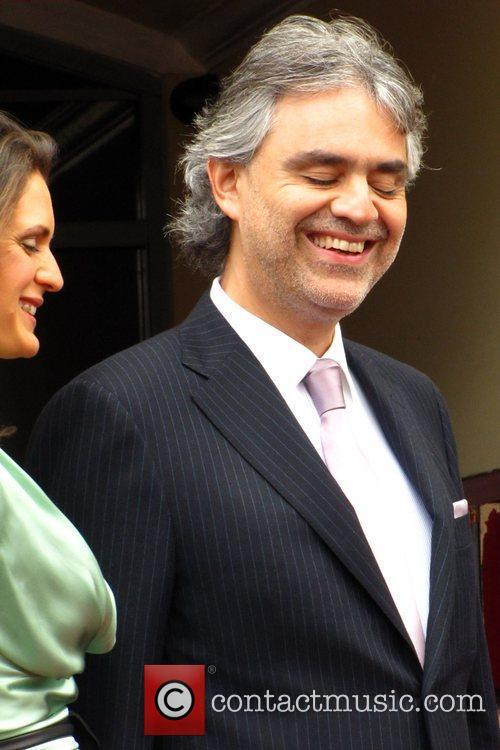 Veronica Berti and Andrea Bocelli 2