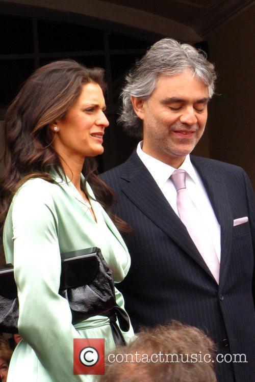 Andrea Bocelli and Veronica Berti 3