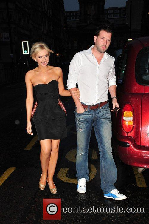 Gemma Merna and Her Boyfriend