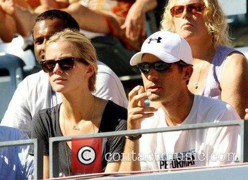 Brooklyn Decker, Brooklyn and Andy Roddick 2