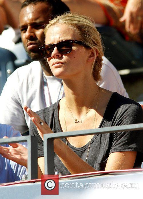 Brooklyn Decker, Brooklyn and Andy Roddick 1