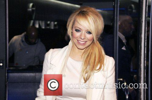 Liz McClarnon celebrities attend an event at Anesis...