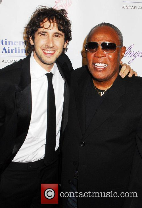 Josh Groban, Gabrielle and Sam Moore 2
