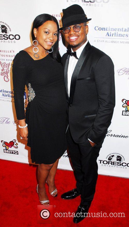 Ne-Yo and Monyetta Shaw Gabrielle's Angel Foundation for...
