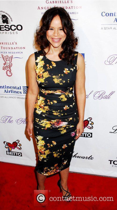 Rosie Perez Gabrielle's Angel Foundation for Cancer Research...