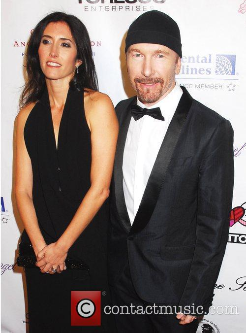 The Edge and Gabrielle 2