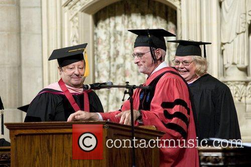 Manhattan School of Music's 84th commencement ceremony held...