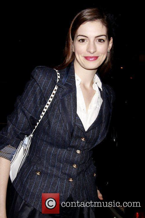 Anne Hathaway, Fantasia, In America and Tony Kushner 8