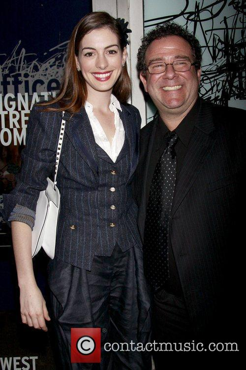 Anne Hathaway, Fantasia, In America and Tony Kushner 7