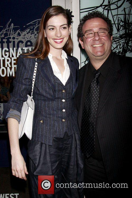 Anne Hathaway, Fantasia, In America and Tony Kushner 10