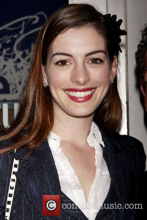 Anne Hathaway, Fantasia, In America and Tony Kushner 5