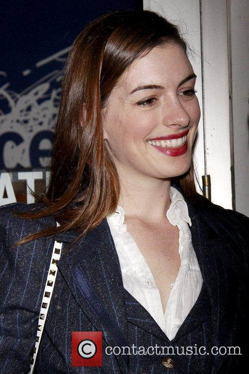 Anne Hathaway, Fantasia, In America and Tony Kushner 1