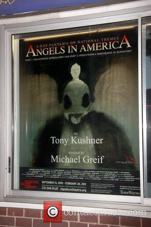 Atmosphere, Fantasia, In America and Tony Kushner 3