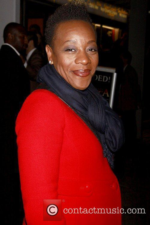 Marianne Jean-baptiste, Fantasia, In America and Tony Kushner 2