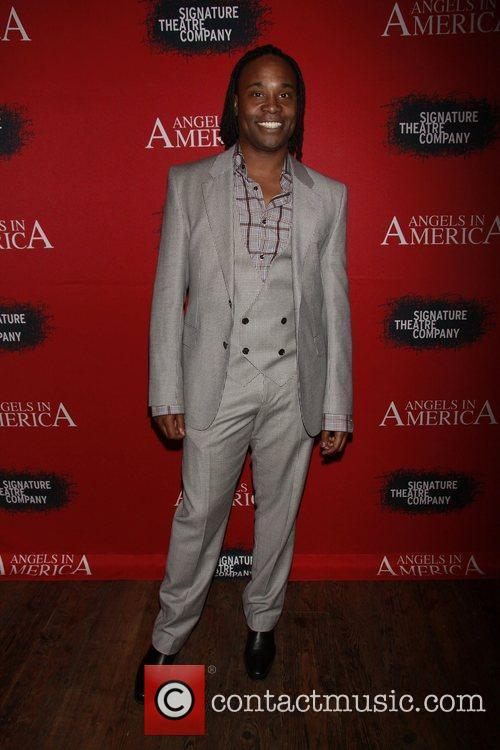 Billy Porter, Fantasia, In America and Tony Kushner 3