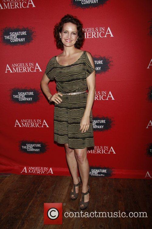 Carla Gugino, Fantasia, In America and Tony Kushner 3