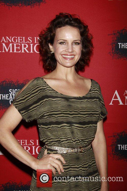 Carla Gugino, Fantasia, In America and Tony Kushner 4