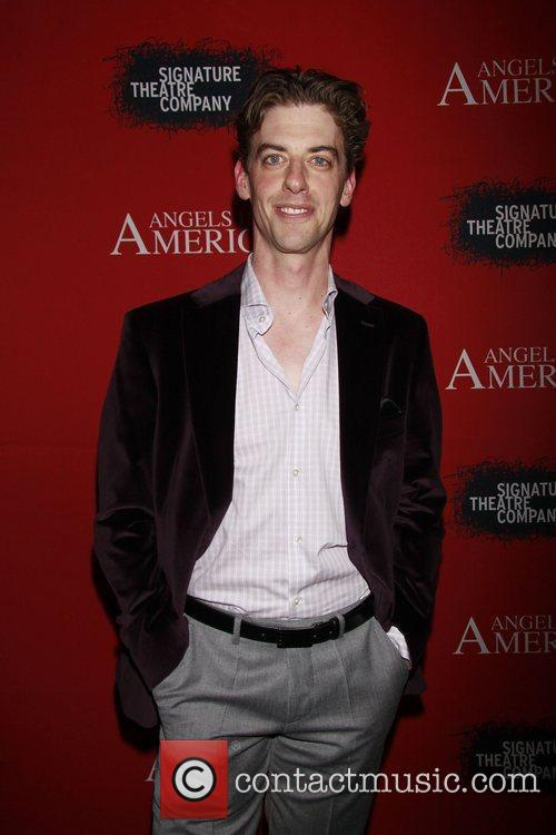 Christian Borle, Fantasia, In America and Tony Kushner 4