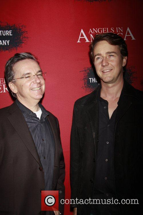 Ed Norton, Fantasia, In America and Tony Kushner 2