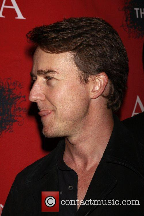 Ed Norton, Fantasia, In America and Tony Kushner 5
