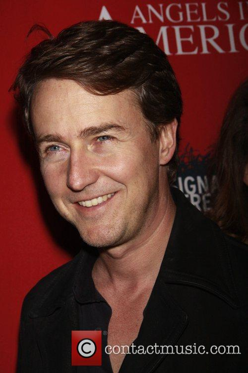 Ed Norton, Fantasia, In America and Tony Kushner 1