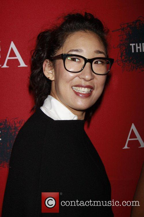 Sandra Oh, Fantasia, In America and Tony Kushner 1