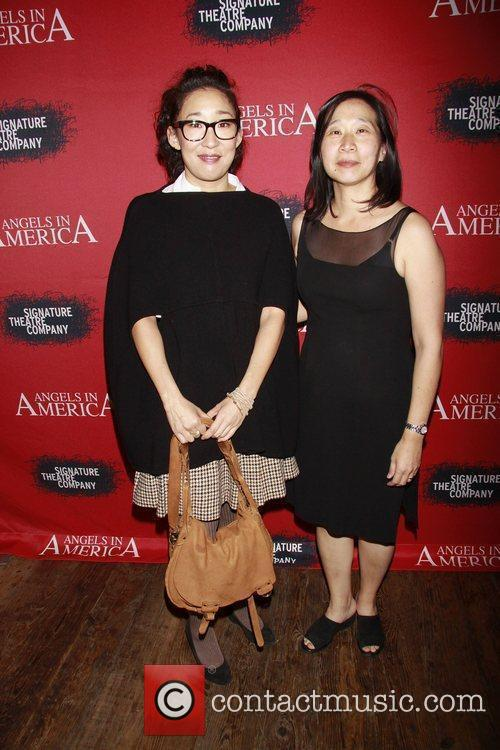 Sandra Oh, Fantasia, In America and Tony Kushner 2
