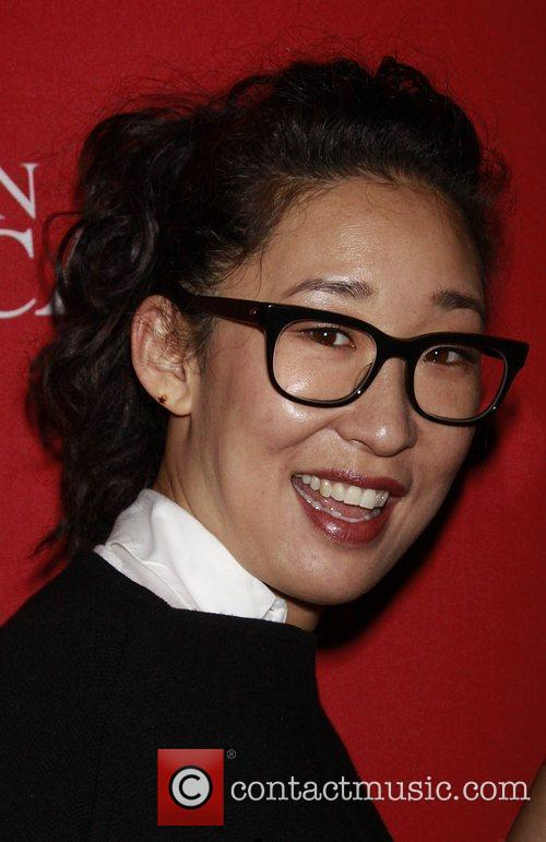 Sandra Oh, Fantasia, In America and Tony Kushner 3