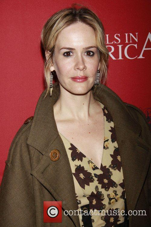 Sarah Paulson, Fantasia, In America and Tony Kushner 1