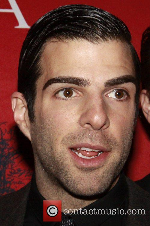 Zachary Quinto, Fantasia, In America and Tony Kushner 4
