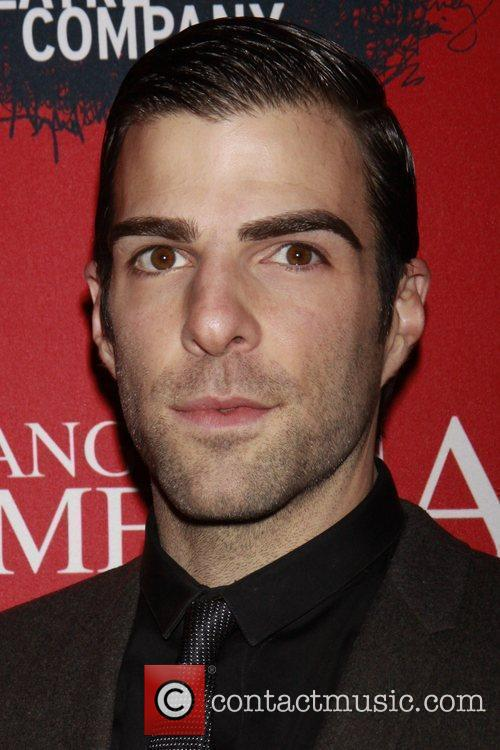 Zachary Quinto, Fantasia, In America and Tony Kushner 3