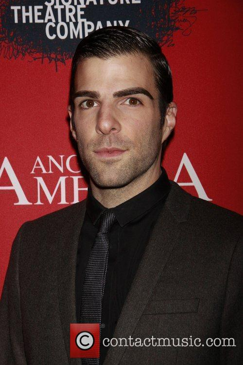 Zachary Quinto, Fantasia, In America and Tony Kushner 5