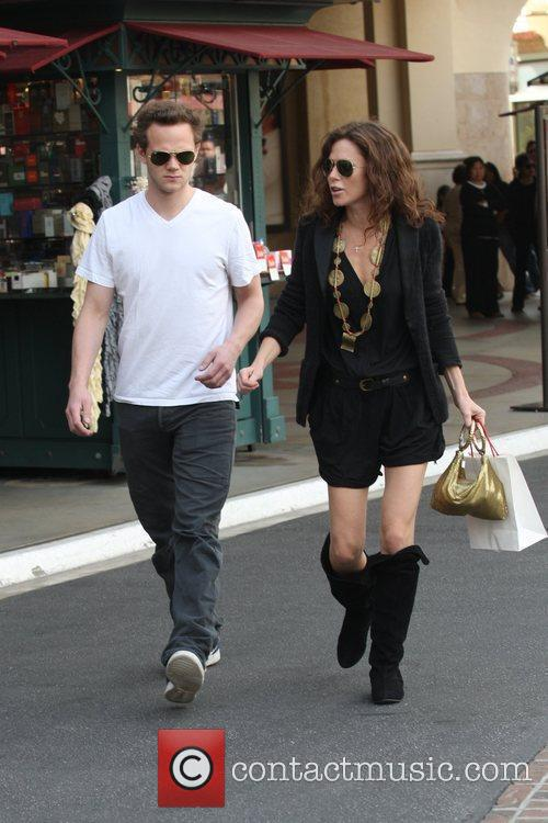 Joseph Cross and Anna Friel