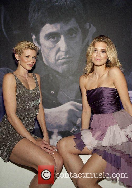 annalynne mccord picture 2993134 | annalynne mccord and her sister ...