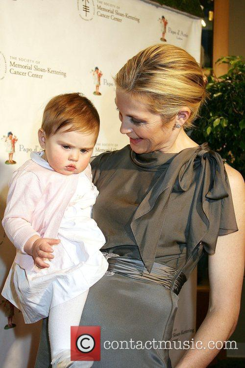 Kelly Rutherford and daughter Helena Grace 19th Annual...