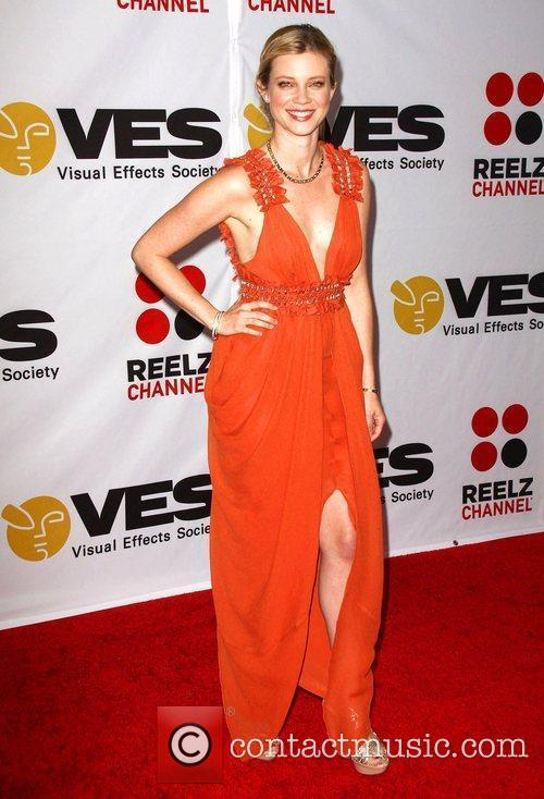 Amy Smart 8th Annual VES Awards held at...