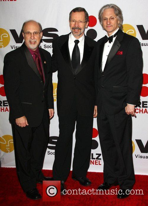 Eric Roth, Dr. Ed Catmull and Jeff Okun...