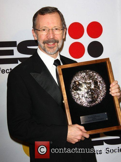 Ed Catmull 8th Annual VES Awards held at...
