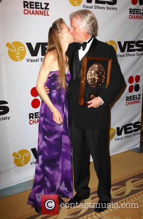 James Cameron and Suzy Amis 9