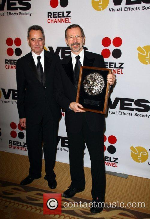 Jim Morris and Ed Catmull 8th Annual VES...