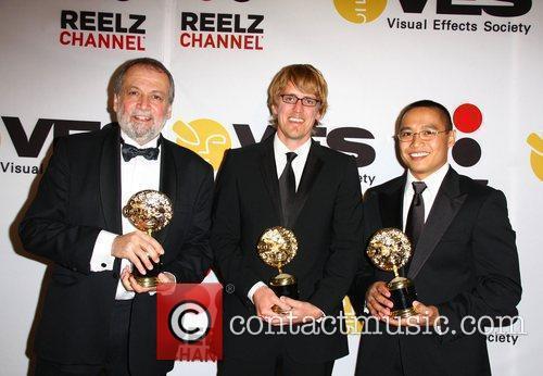 Joe Letteri, Andrew R. Jones and Jeff Unay...