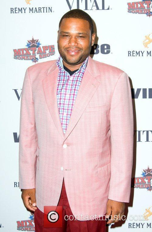 Anthony Anderson celebrates his 40th Birthday at Promenade...