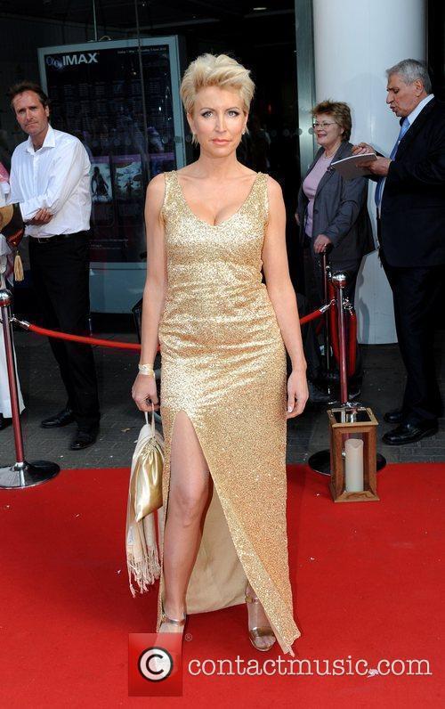 Arabia 3D - UK film premiere held at...