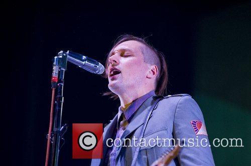Arcade Fire, O2 Arena