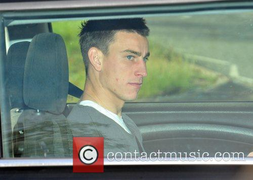Laurent Koscielny at the Molineux stadium for the...