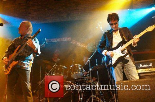 Jim Rodford and Russ Ballard Argent performing at...