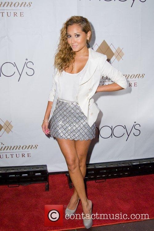 Adrienne Bailon Russell Simmons's ARGYLECULTURE Fall 2010 Menswear...
