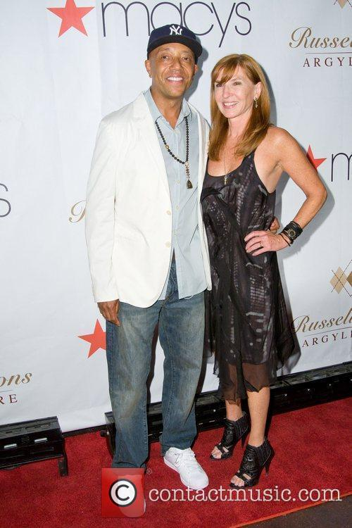Russell Simmons and Nicole Miller 7